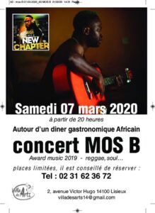 Concert mos