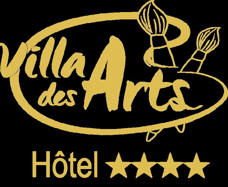 logo or villa des arts